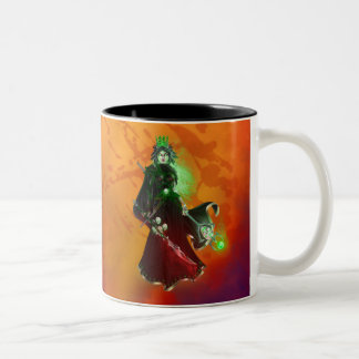 She Lich Two-Tone Coffee Mug