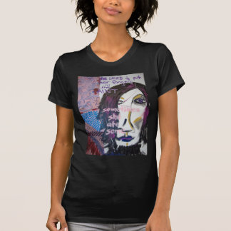 She Loved to Put Her Fingers in the Paint, 2004 Tee Shirt