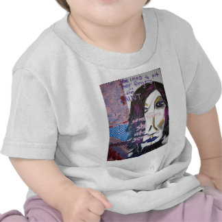She Loved to Put Her Fingers in the Paint, 2004 Shirts
