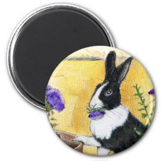 SHE LOVES ME 2 INCH ROUND MAGNET