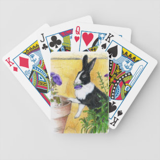 SHE LOVES ME BICYCLE PLAYING CARDS
