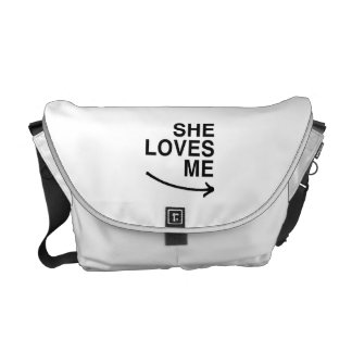 She loves me (right).png commuter bag
