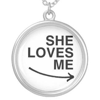 She loves me (right).png round pendant necklace