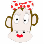 She-Monkey Photo Sculpture