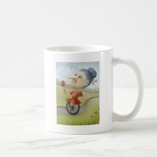 She Refused to Surrender to Old Age Coffee Mug
