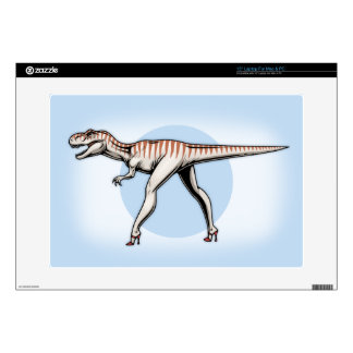 She Rex Laptop Skin