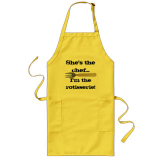 She s the Chef Aprons