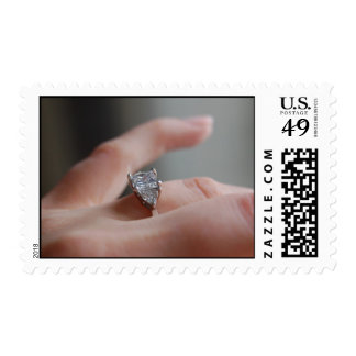 """She said """"Yes"""" Stamp"""