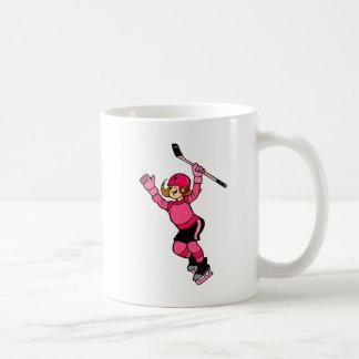 She Scores!!! Classic White Coffee Mug
