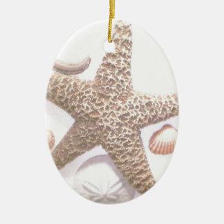 She Sells Sea Shells Christmas Ornament
