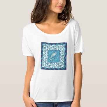Beach Themed She Sells Sea Shells T-shirt