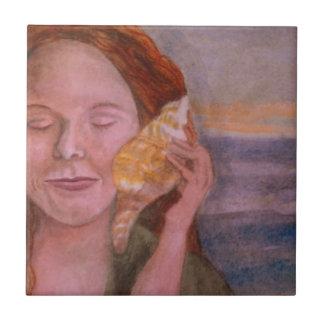 She Sells Sea Smiles Ceramic Tiles