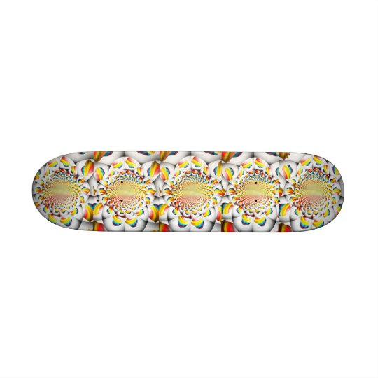 She Sells Seashells 3 Skateboard Deck