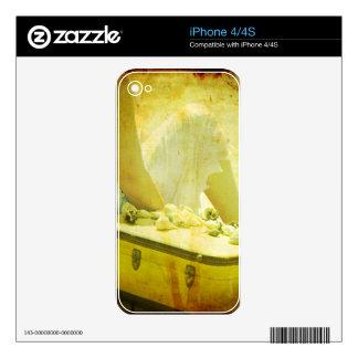 She Sells Seashells II Skin For iPhone 4