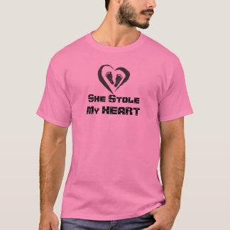 SHE Stole My Heart (DADDYS) Bragging Shirt