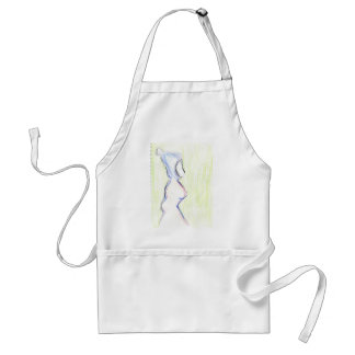 She Stood For Me Adult Apron