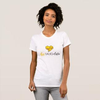 She Talks Data T-Shirt