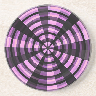She Throws Darts Drink Coasters