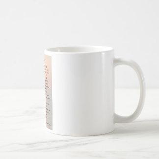 She Walks In Beauty/Cape May Sunset Mug II Mugs