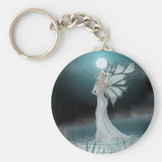 She Walks on Water - Fantasy/Fae Keychain