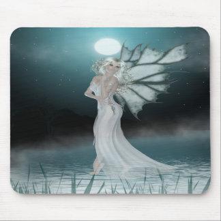 She Walks on Water - Fantasy/Fae Mousepad