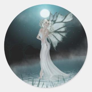 She Walks on Water - Winter/Fantasy Stickers