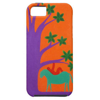 She was Brought by the Horse 2003 iPhone SE/5/5s Case