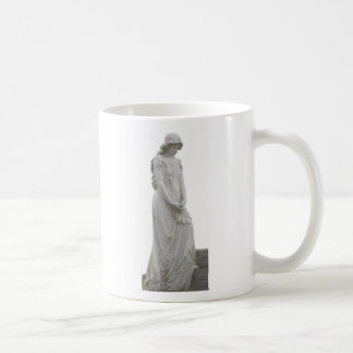 She Weeps Classic White Coffee Mug