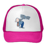 She Who Holds The Key... Trucker Hat