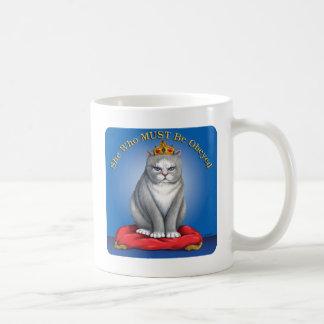 She Who Must be Obeyed Coffee Mug