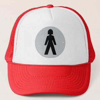 She Who Wears The Pants Trucker Hat