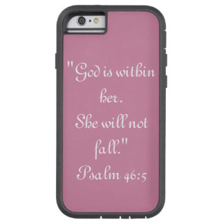"""""""She will not Fall."""" Iphone 6/6s Tough Extreme Tough Xtreme iPhone 6 Case"""