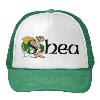 Shea Celtic Dragon Cap Trucker Hat