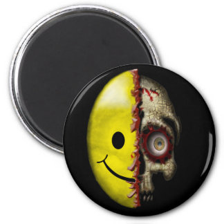 Sheaded Smiley Extreme Magnet