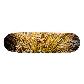 Sheaf Of Wheat - Thank You Skateboard Deck