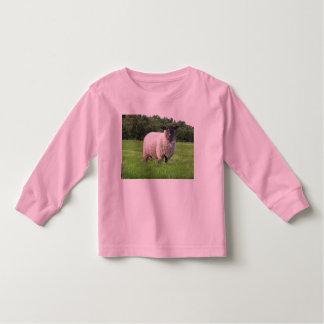 Sheal Toddler Long Sleeve Toddler T-shirt
