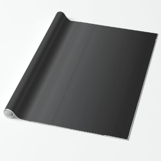 Shean Classy Black All Occasion Wrapping Paper