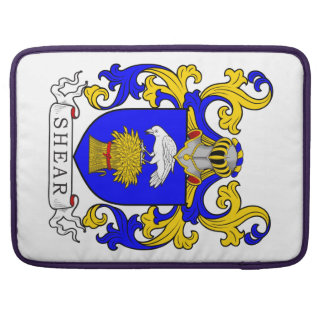 Shear Coat of Arms Sleeves For MacBook Pro