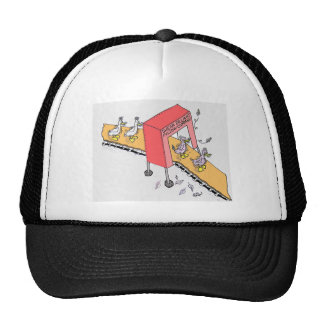 Shear Delight. Hats