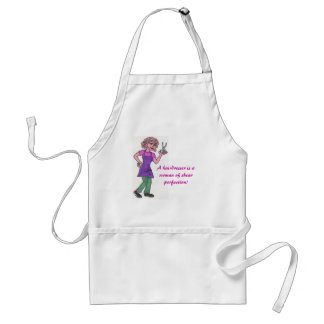Shear Perfection Adult Apron
