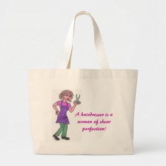 Shear Perfection Tote Bag