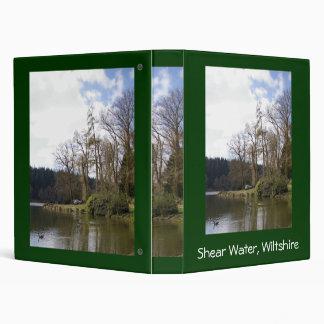 Shear Water 1 3 Ring Binder