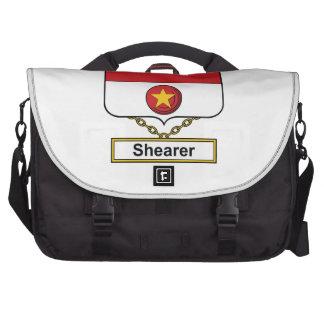 Shearer Family Crest Bags For Laptop