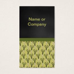 SHEARS BUSINESS CARD