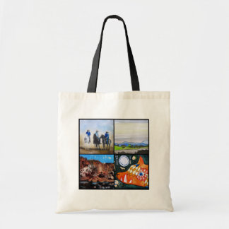 SheArt Promotion Canvas Bags