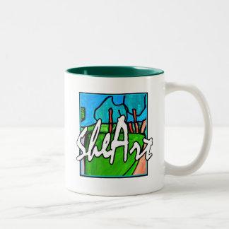 SheArt Promotion Mug