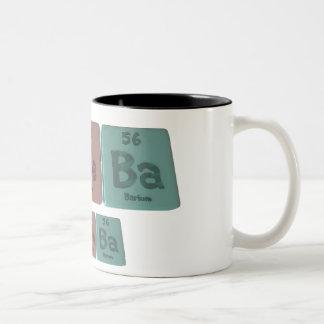 Sheba  as Sulfur Helium Barium Coffee Mugs