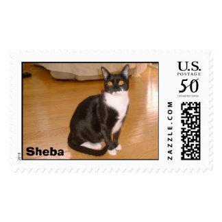 Sheba Postage