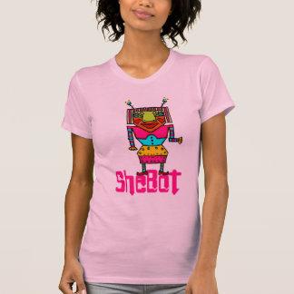 Shebot Girly Robot Doodle Shirt