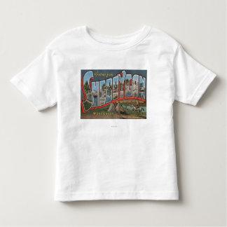 Sheboygan, Wisconsin (Indians # 1) Toddler T-shirt